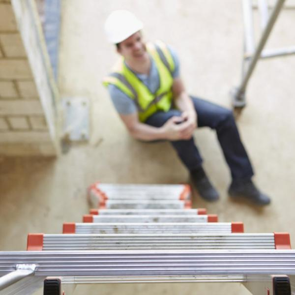 Accidents at work - personal compensation injury solicitors